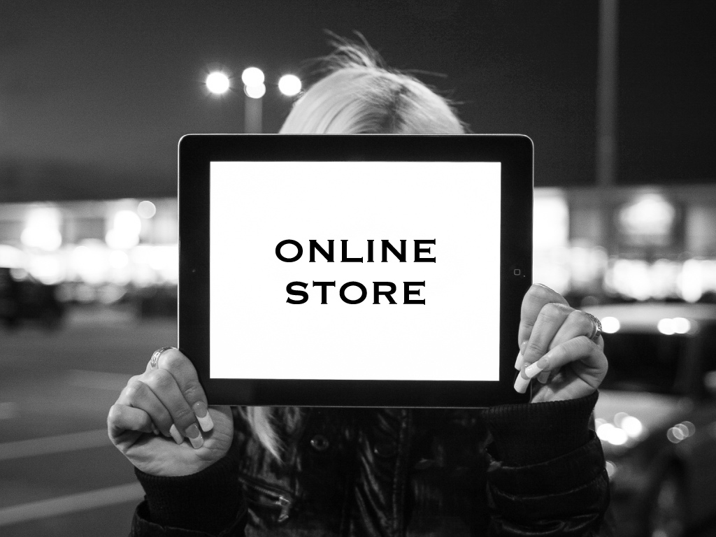 ONLINE STOREのご案内